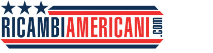 RicambiAmericani - Home