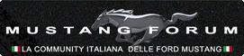 MustangForum - La prima community delle Ford Mustang in Italia