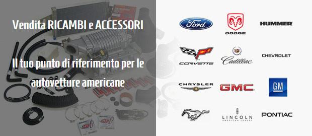 Ricambi Accessori Auto Americane - RicambiAmericani.com