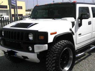 Vendita parti di ricambio e accessori Hummer - Image 4