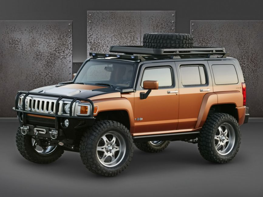 Hummer H3 Spare Parts Replacements Accessories