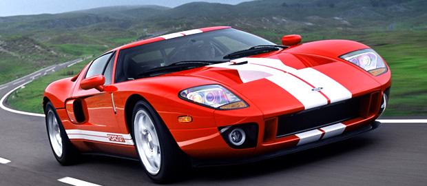 Ricambi e Accessori per Ford GT - By RicambiAmericani.com
