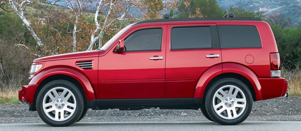 Ricambi e Accessori per Dodge Nitro - By RicambiAmericani.com