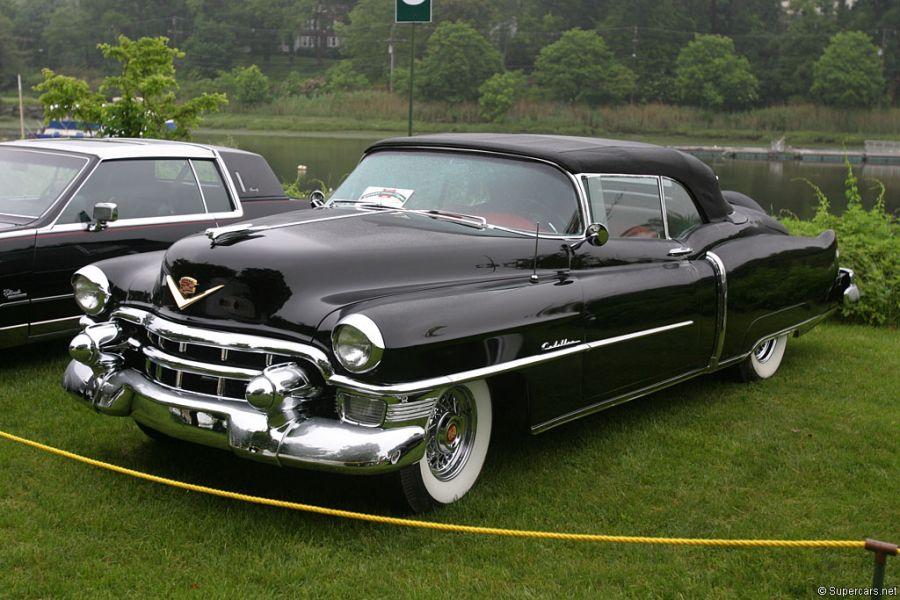 Spare Parts Cadillac Eldorado, Accessories, Components