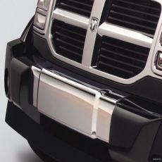 Fascia cromata Paraurti anteriore originale Dodge