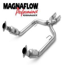 X-PIPE con Catalizzatori Magnaflow 15448
