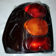 LAMP,TAIL LH(Red,Amber,Red - reflective)