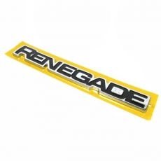 NAMEPLATE (RENEGADE) RHFIAT ONLY