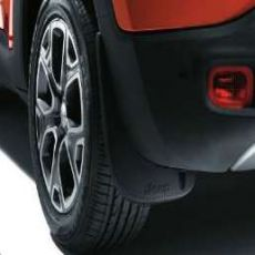 MUDGUARDS MOLDED DELUX REAR