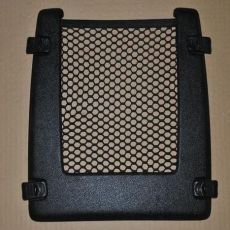 POCKET ASM-D/SEAT BK CUSHMAP            *EBONY