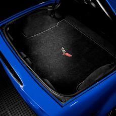 Tappeto baule con logo Corvette