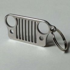 Keyrings Grille Jeep