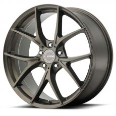 Set of 4 Wheels 20x8,5 Satin Black KMC
