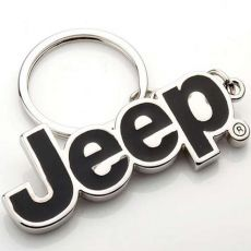 Portachiavi Scritta Jeep