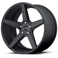 Set 4 Wheels KMC 20x8,5 Satin Black