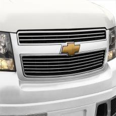 Griglia - Superiore e inferiore , Billet Style, Chrome originale Chevrolet