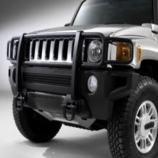 Bull Bar Nero originale Hummer