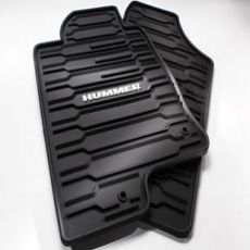 MAT PKG,FRONT & REAR PREMIUM (ALL WEATHER)