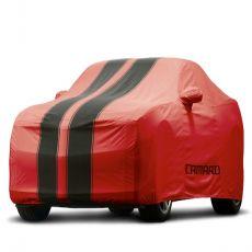 Telo di copertura colore rosso con bande nere originale Chevrolet