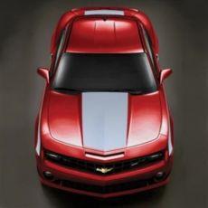 Kit Stripe cofano, bagagliaio e fasce laterali originali Chevrolet