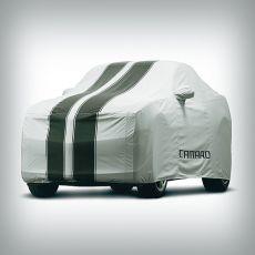 Telo di copertura colore grigio con bande nere originale Chevrolet